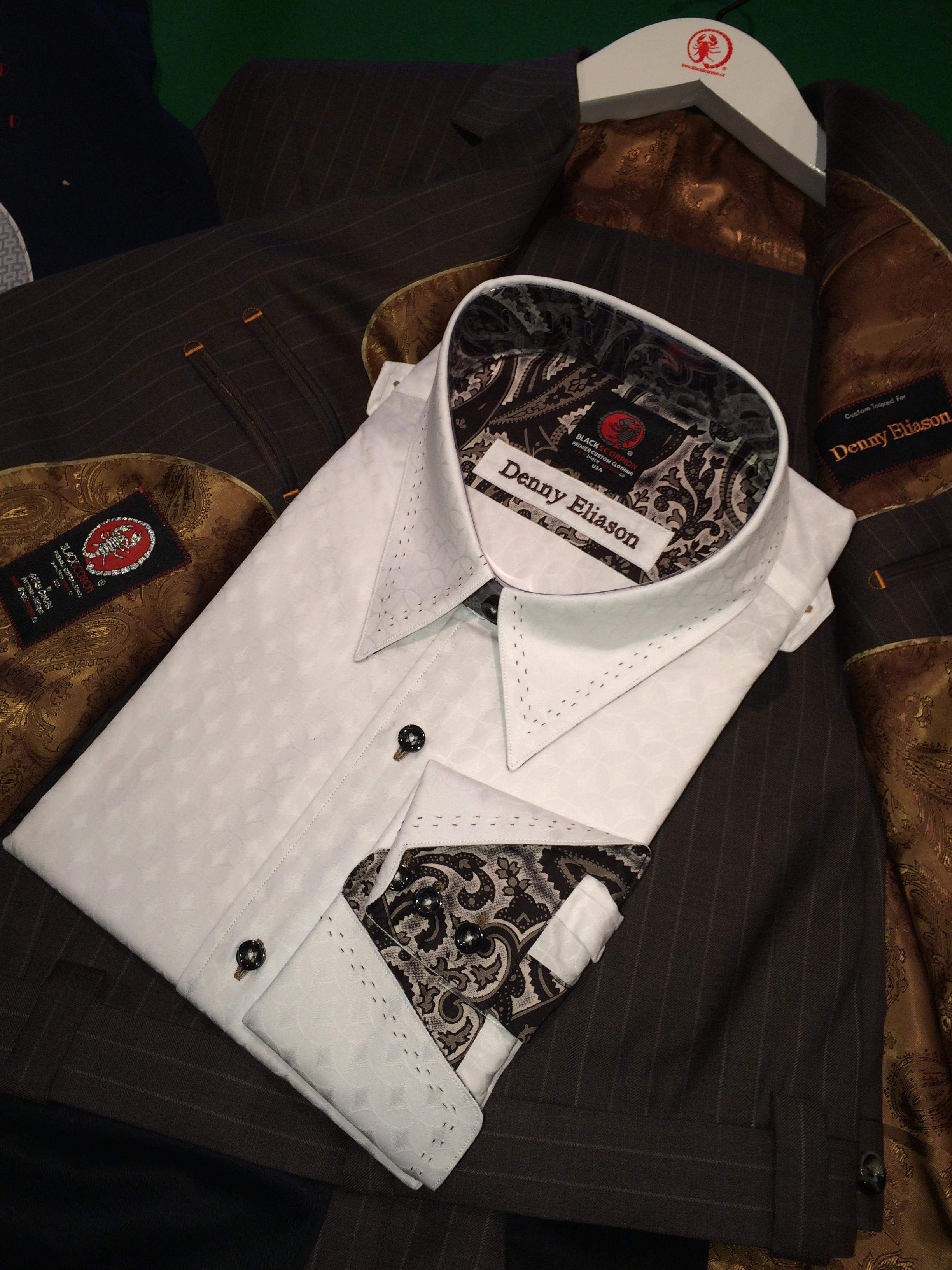 blackscorpion custom Casual Shirt