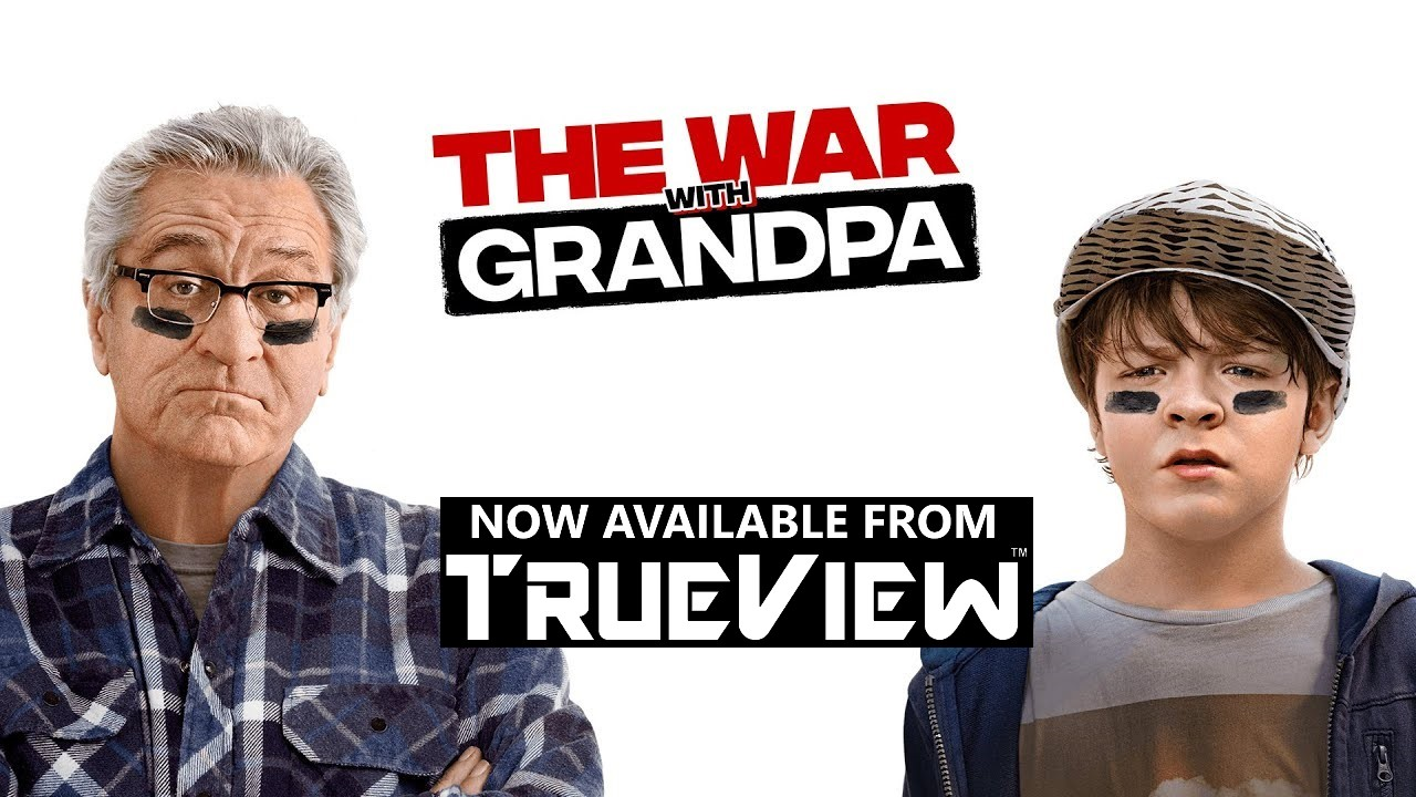 The War With Grandpa Blu-ray DVD bluray Rent