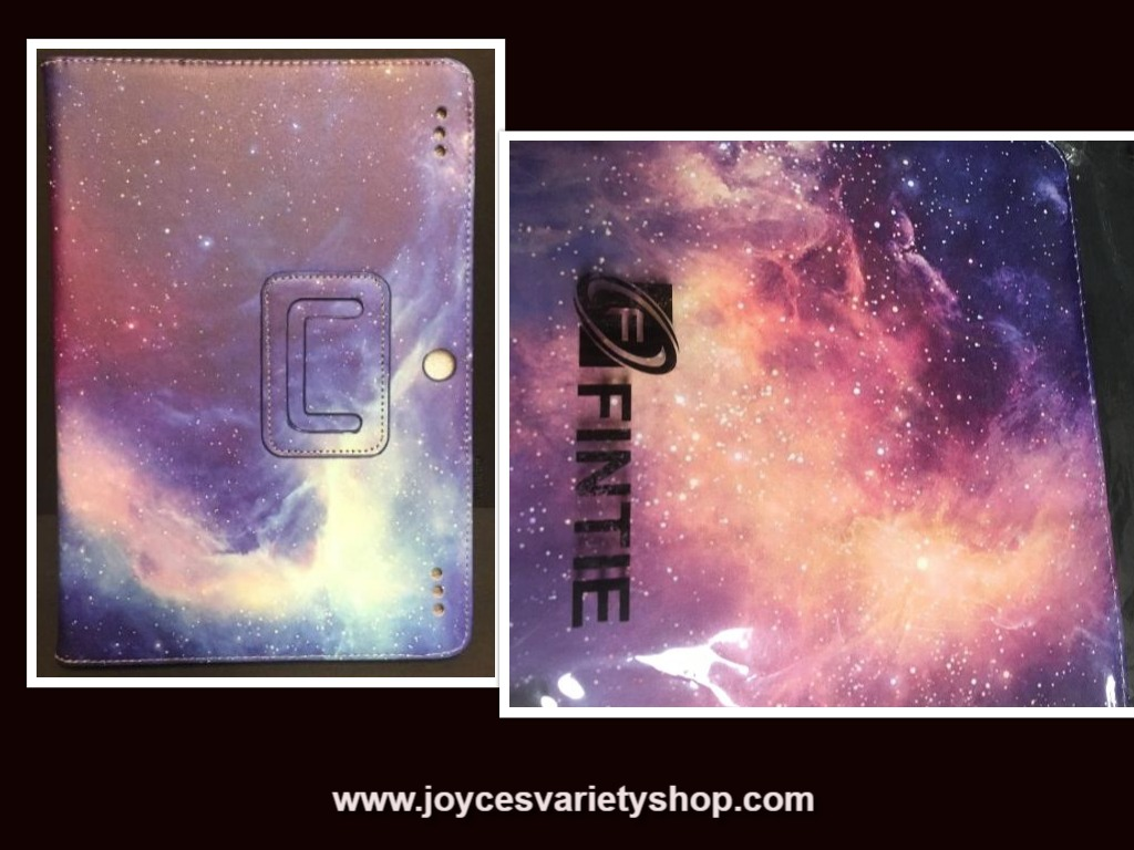 Fintie 10.1 Inch Android Tablet Case Galaxy Design