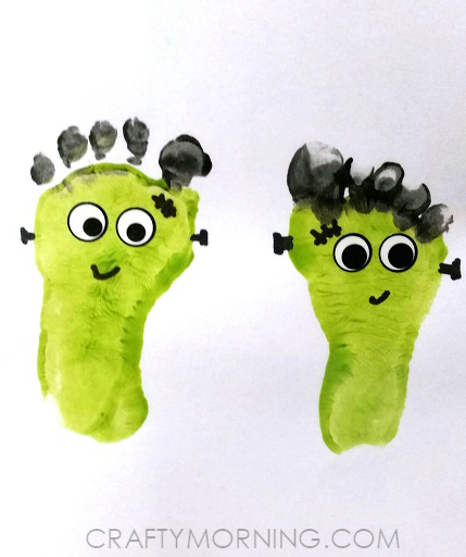 footprint-frankenstein-halloween-kids-craftspng