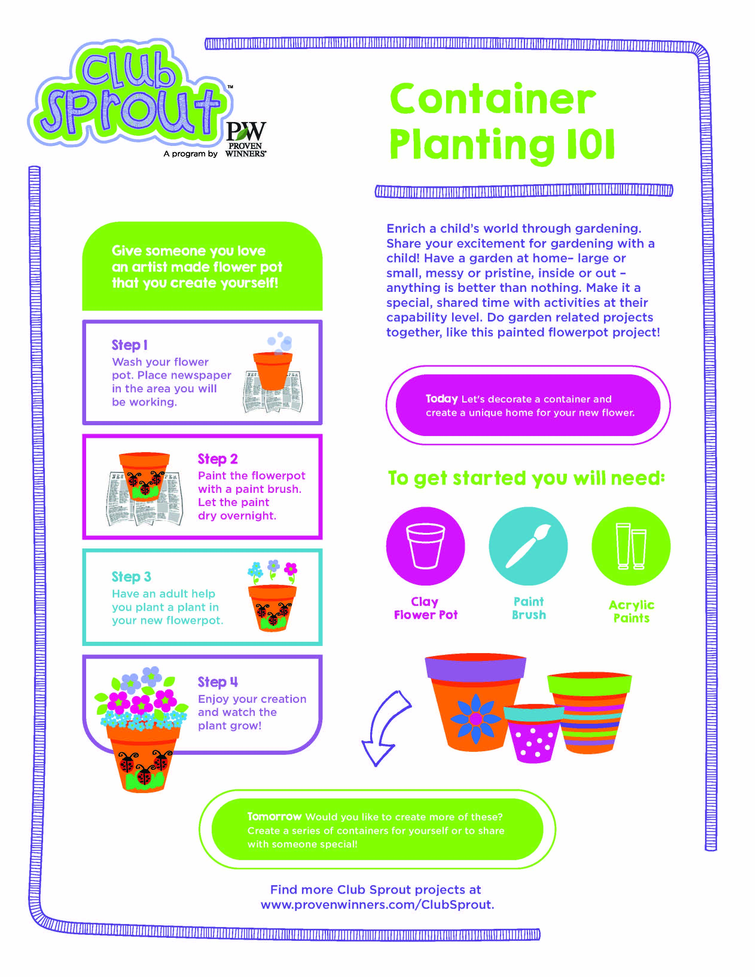 Club Sprout_Project_Container Planting originaljpg