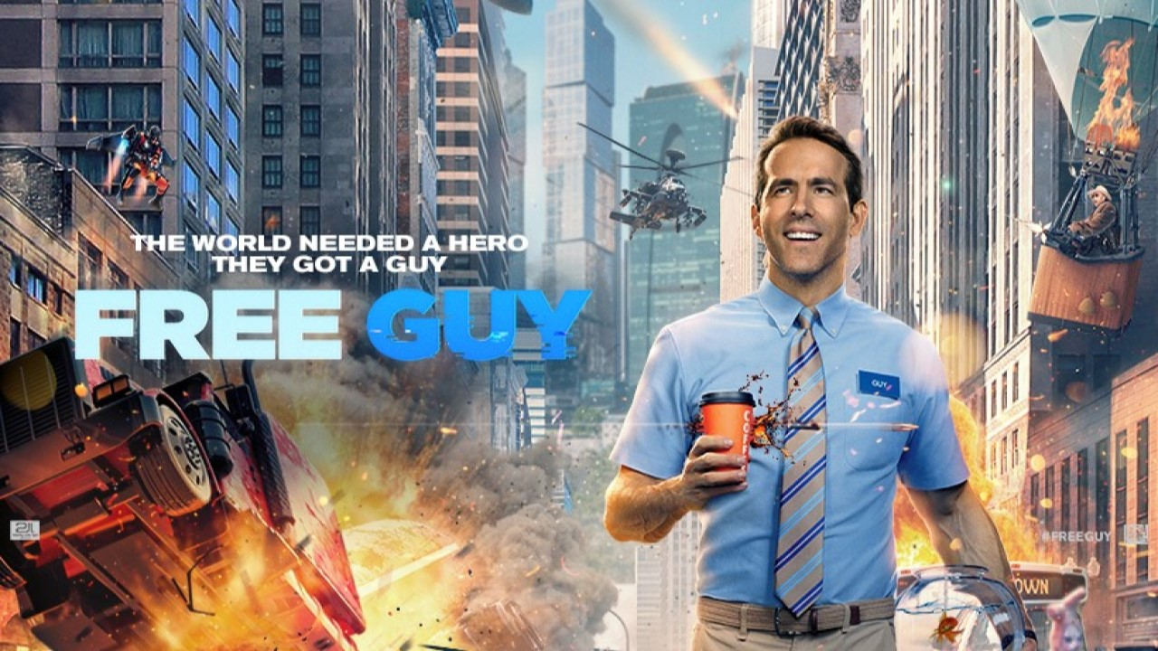 Free Guy Movie wikimovie wiki movie