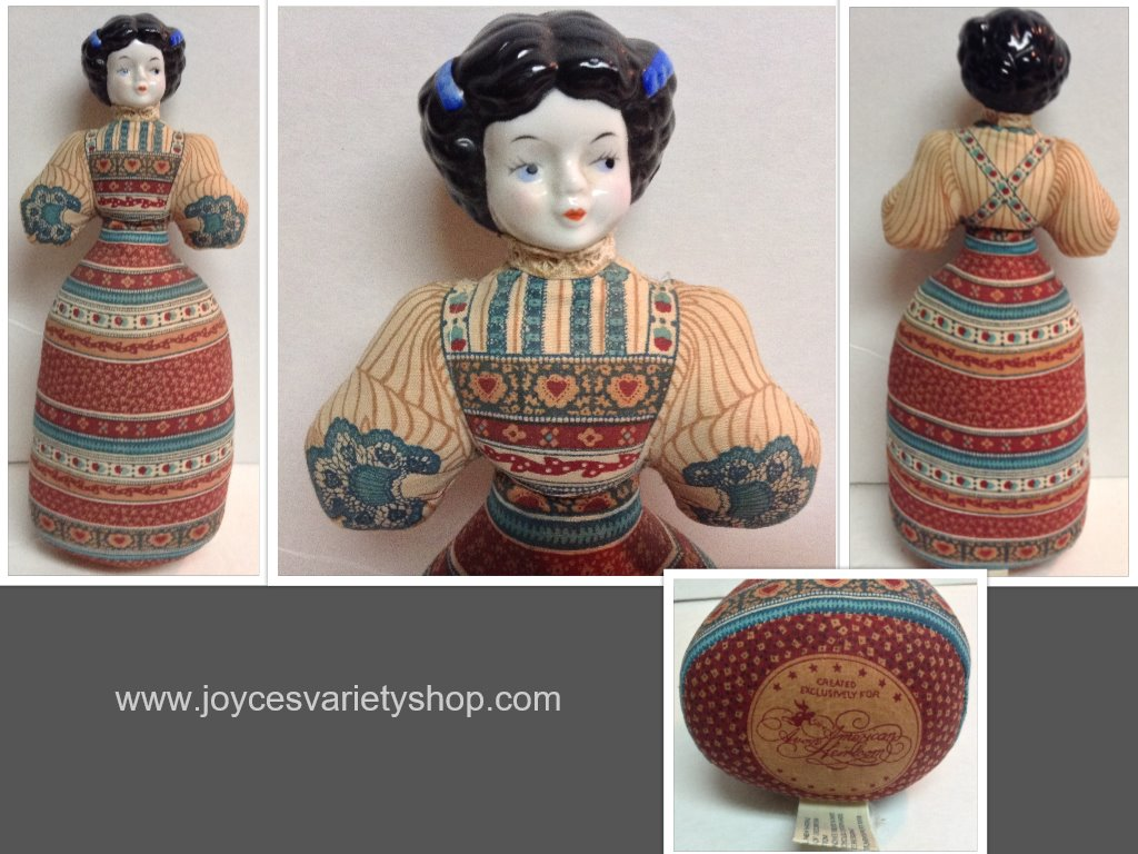 Avon Cloth Doll 1981