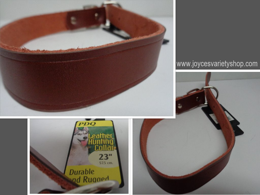 Leather Hunting Collar