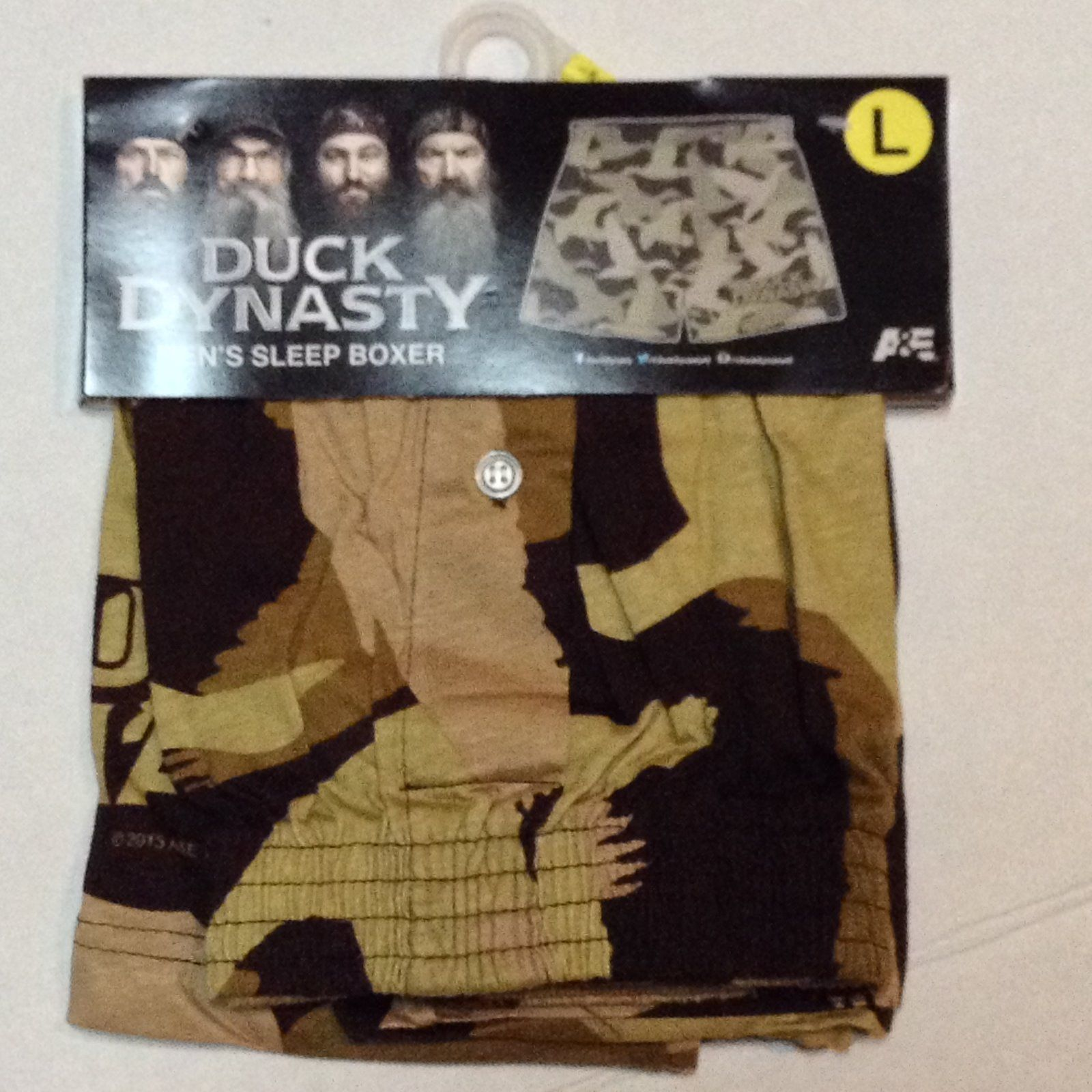 Duck Dynasty Boxer Shorts