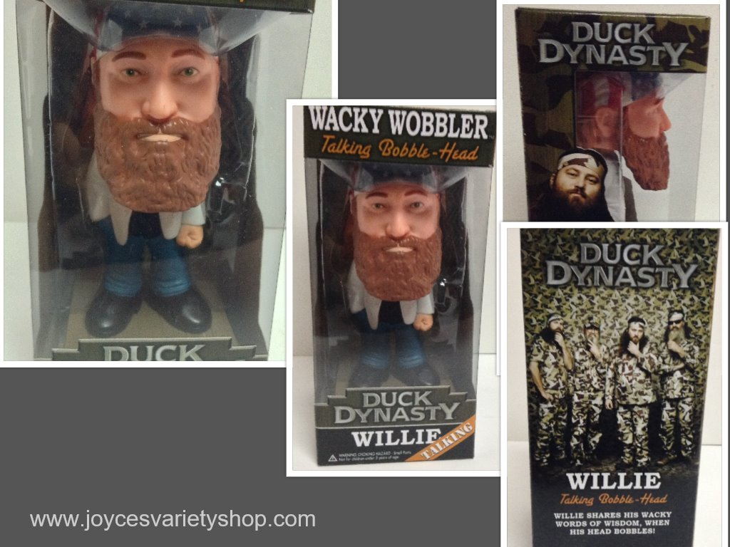 Duck Dynasty Bobble Head