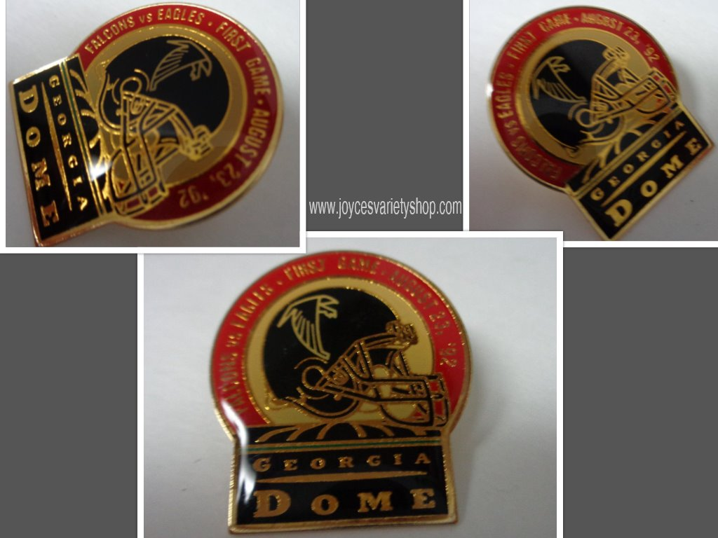 Falcons Vs Eagles 1992 Pin