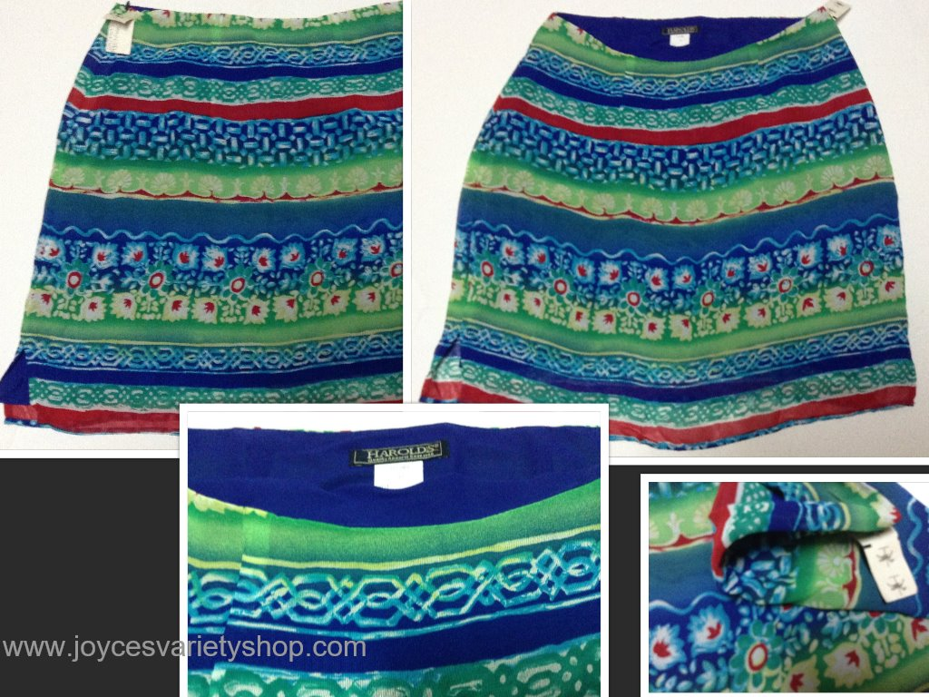 Harold's Tribal Skirt