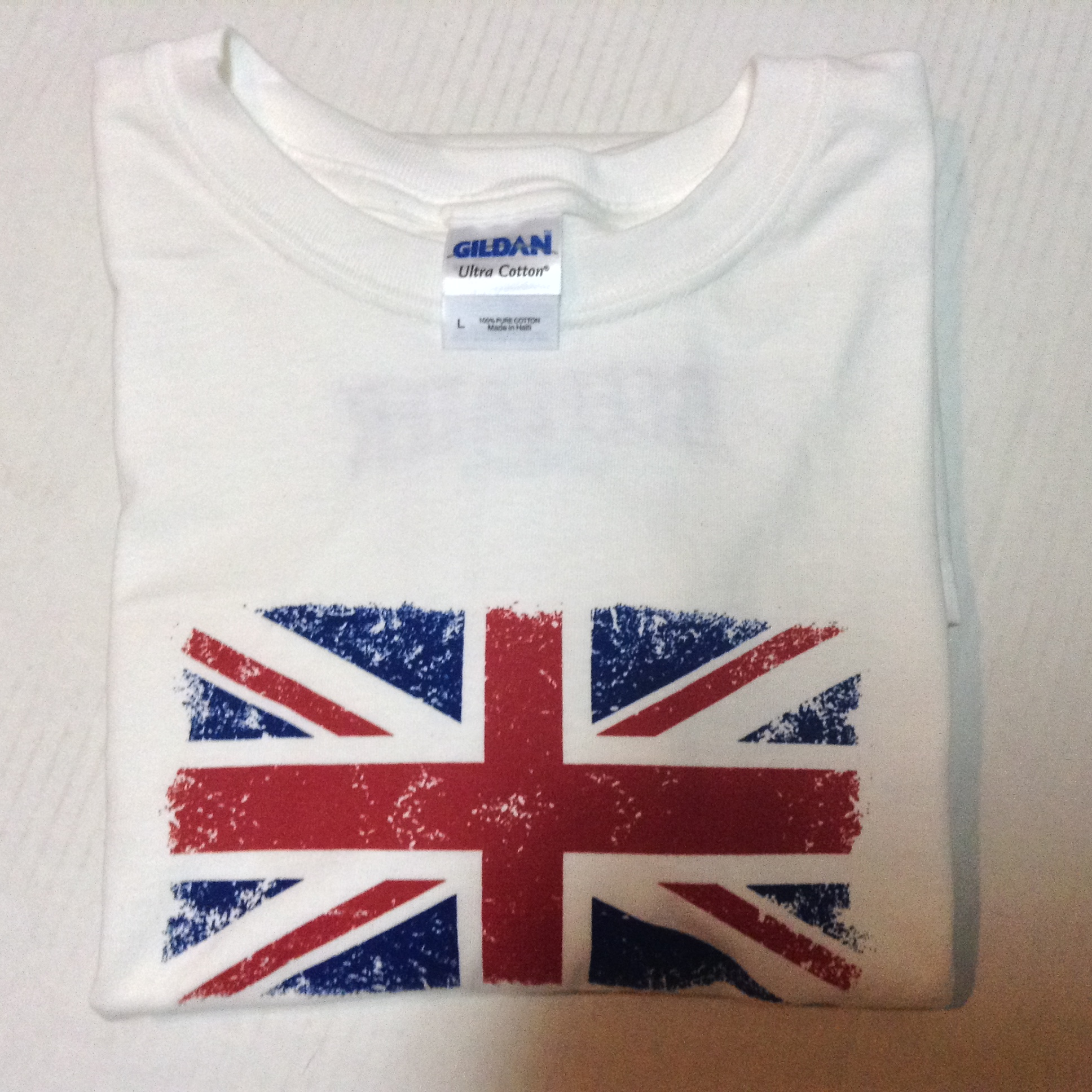 British Flag TShirt