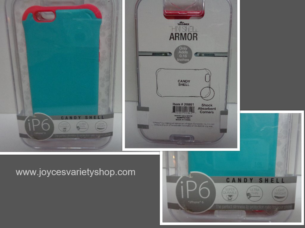 Iphone 6 Candy Shell Case