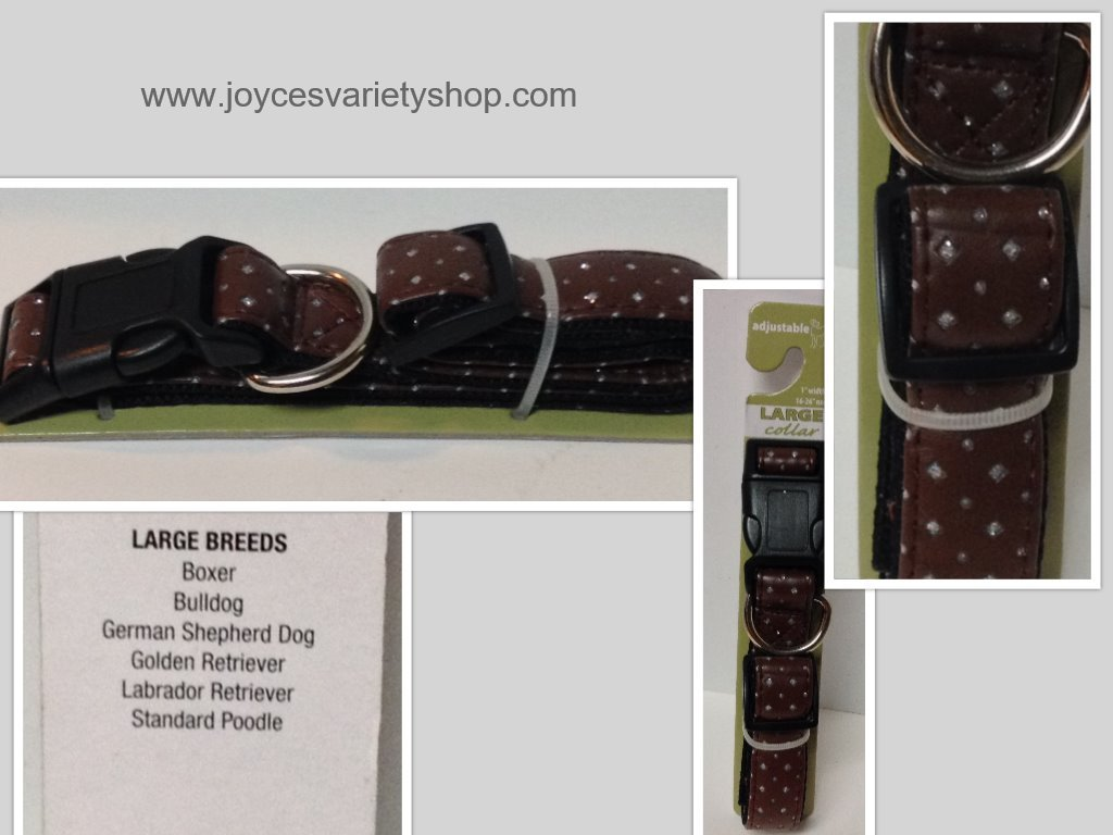 Large Breed Dog Collar