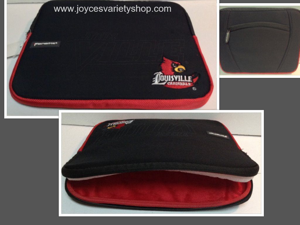 Louisville Cardinals Tablet Case