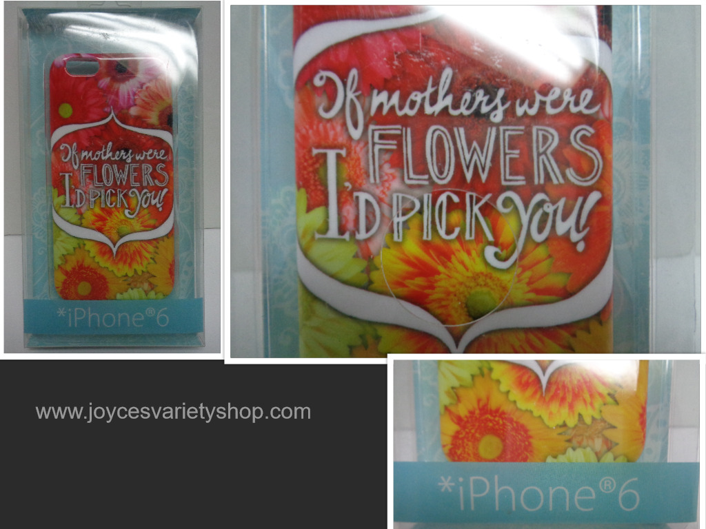 iphone 6 Cell Phone Case Mothers Floral