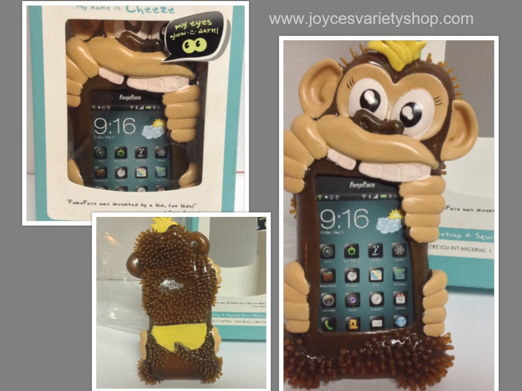 Fone Face Universal Phone Case Monkey