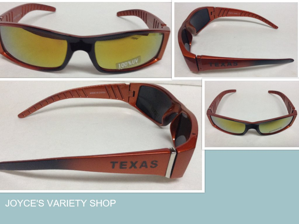 Texas Mirrored Sunglasses