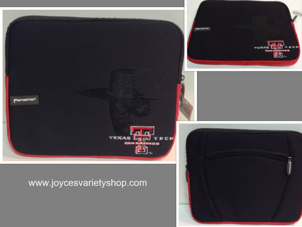 Texas Tech Tablet Case