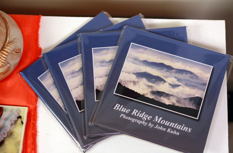 Blue Ridge Mountain Book on Sale at WCAC