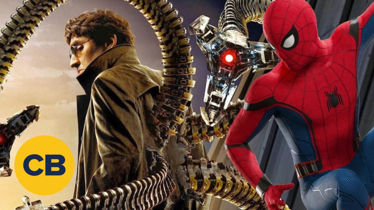 Spider-Man 3 Comic Book dot com Doctor Octopus Alfred Molina