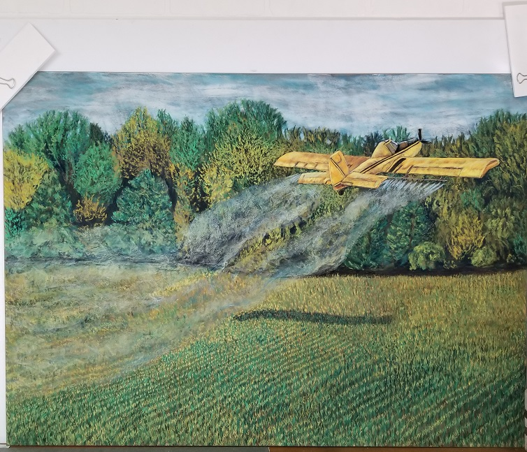 Aerial Spraying -- commission