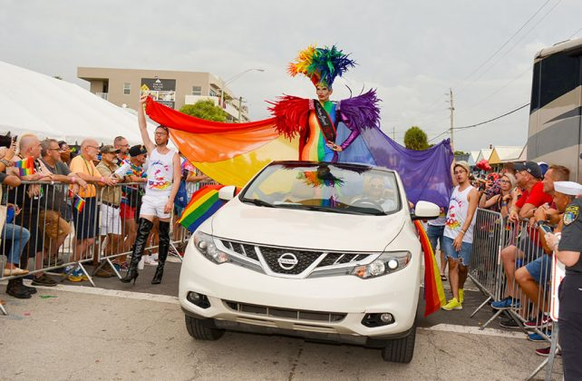 EXCITEMENT BUILDS FOR STONEWALL PRIDE 2021
