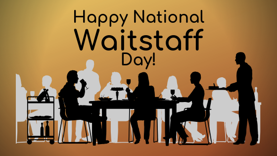 Thank your hospitality operation's waitstaff with better FOH hospitality technology tools!