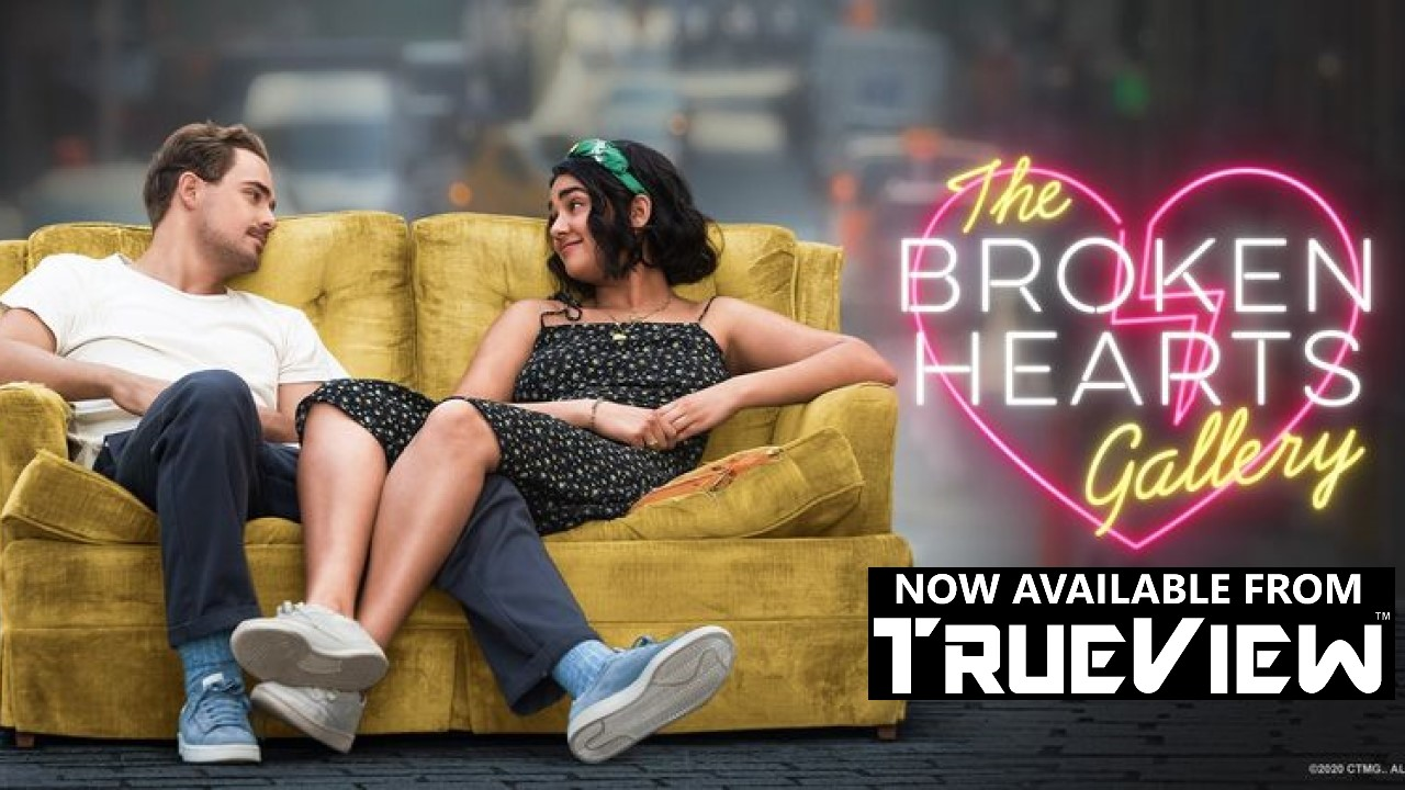 The Broken Hearts Gallery Blu-ray DVD bluray Rent